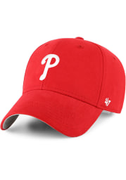 '47 Philadelphia Phillies Red Basic MVP Youth Adjustable Hat