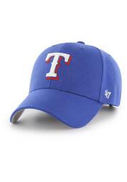 47 Texas Rangers MVP Adjustable Hat - Blue