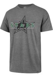 47 Dallas Stars Grey Regional Club Short Sleeve T Shirt