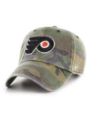 47 Philadelphia Flyers Clean Up Adjustable Hat - Green