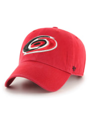 47 Carolina Hurricanes Clean Up Adjustable Hat - Red