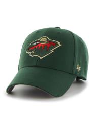 47 Minnesota Wild MVP Adjustable Hat - Green