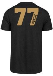 Luka Doncic Dallas Mavericks Black City Series Name And Number Short Sleeve Player T Shirt