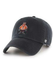 Gritty Philadelphia Flyers Mascot Clean Up Adjustable Hat - Black