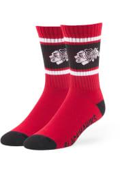 Chicago Blackhawks 47 Duster Sport Mens Crew Socks