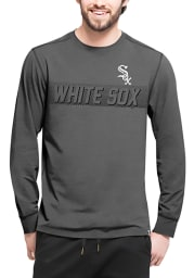 47 Chicago White Sox Black Forward Long Sleeve T-Shirt