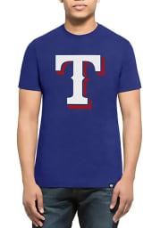 47 Texas Rangers Blue Club Short Sleeve T Shirt