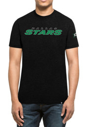 47 Dallas Stars Black Team Club Short Sleeve T Shirt