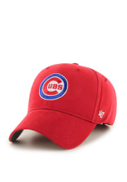 47 Chicago Cubs Baby Basic Adjustable Hat - Red