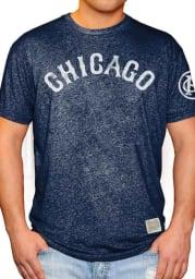 Original Retro Brand Chicago Giants Wordmark Short Sleeve Fashion T Shirt