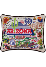 Arizona Wildcats 16x20 Embroidered Pillow