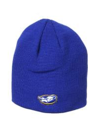 Zephyr La Salle Explorers Navy Blue Edge Mens Knit Hat