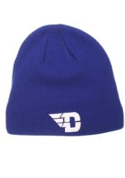 Zephyr Dayton Flyers Blue Edge Mens Knit Hat