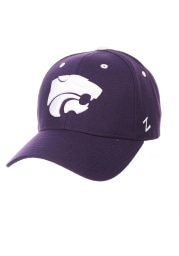 Zephyr K-State Wildcats Competitor Adjustable Hat - Purple