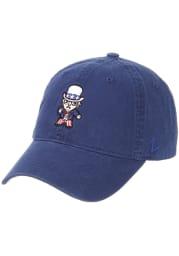 Zephyr Team USA Uncle Sam Adjustable Hat - Blue