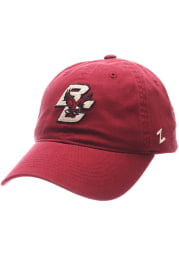 Boston College Eagles Scholarship Adjustable Hat - Cardinal