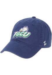 Florida Gulf Coast Eagles Scholarship Adjustable Hat - Navy Blue
