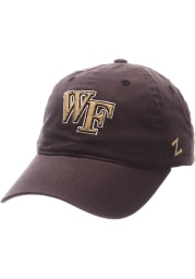 Wake Forest Demon Deacons Scholarship Adjustable Hat - Grey