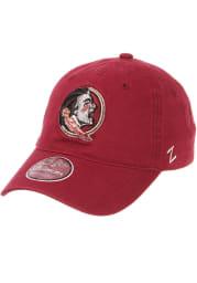 Florida State Seminoles Cardinal Girlfriend Womens Adjustable Hat