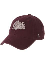 Montana Grizzlies Scholarship Adjustable Hat - Maroon