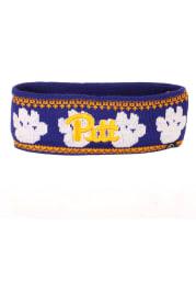 Zephyr Pitt Panthers Blue Carousel Headband Womens Knit Hat