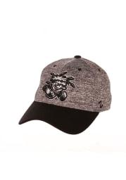 Zephyr Wichita State Shockers Mens Grey Interference Flex Hat
