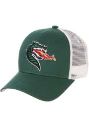 UAB Blazers Big Rig Adjustable Hat - Green