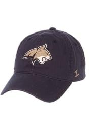 Montana State Bobcats Scholarship Adjustable Hat - Navy Blue