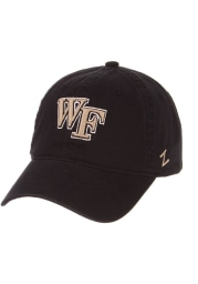 Wake Forest Demon Deacons Scholarship Adjustable Hat - Black