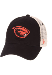Oregon State Beavers University Adjustable Hat - Black