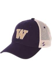 Washington Huskies University Adjustable Hat - Purple