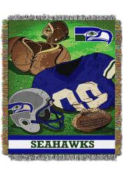 Seattle Seahawks 48x60 Vintage Tapestry Blanket