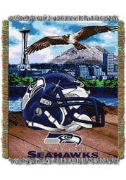 Seattle Seahawks 48x60 Home Field Advantage Tapestry Blanket