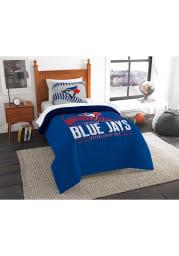 Toronto Blue Jays Grand Slam Twin Comforter Set Comforter