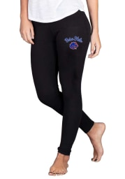 Boise State Broncos Womens Black Fraction Pants