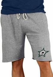Dallas Stars Mens Grey Mainstream Shorts