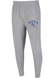 Kansas City Royals Mens Grey Mainstream Jogger Fashion Sweatpants