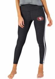 San Francisco 49ers Womens Charcoal Centerline Pants