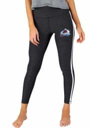 Colorado Avalanche Womens Charcoal Centerline Pants