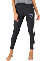 San Jose Earthquakes Womens Charcoal Centerline Pants