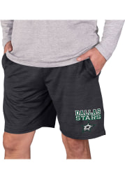 Dallas Stars Mens Charcoal Bullseye Shorts