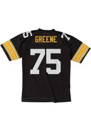 Pittsburgh Steelers Joe Greene Mitchell and Ness 1976 Replica Throwback Jersey