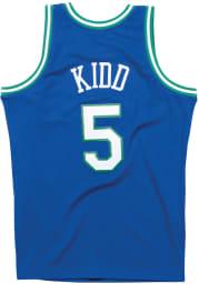 Jason Kidd Dallas Mavericks Mitchell and Ness 94-95 Throwback Swingman Jersey