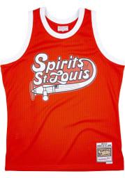 Mitchell and Ness St Louis Spirits 75-76 Swingman Swingman Jersey
