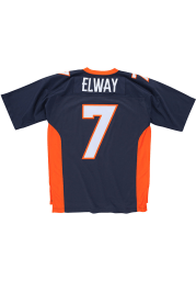 Denver Broncos John Elway Mitchell and Ness 1998 Legacy Throwback Jersey