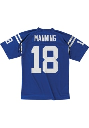 Indianapolis Colts Peyton Manning Mitchell and Ness 1999 Legacy Throwback Jersey