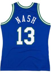 Steve Nash Dallas Mavericks Mitchell and Ness 98-99 Swingman Swingman Jersey