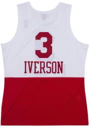 Allen Iverson Philadelphia 76ers Mitchell and Ness 03-04 Swingman Swingman Jersey