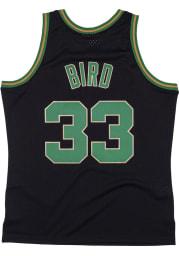 Larry Bird Boston Celtics Mitchell and Ness 85-86 Reload Swingman Swingman Jersey
