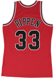 Scottie Pippen Chicago Bulls Mitchell and Ness 97-98 Swingman Swingman Jersey
